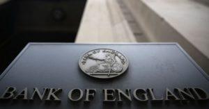 Bank of England BoE Gbp