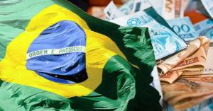 Real Reais Brasile BRL