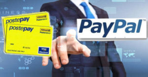 trading paypal postepay